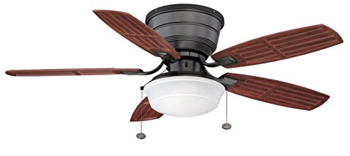 Litex Bnh44ni5c1s Gannon Collection 44 Inch Ceiling Fan