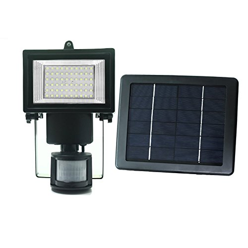 Meikee 60 Led Solar Motion Sensor Light 15m Motion
