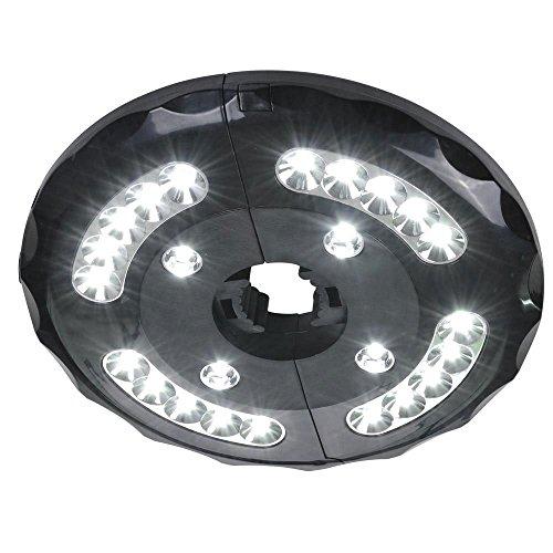 AMIR Plugin Night Light Warm White LED Nightlight with