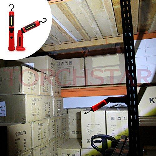 120 Led Cordless Work Light Home Garage Emergency Portable: Portable Cordless Rechargeable LED Work Light Work Lamp W