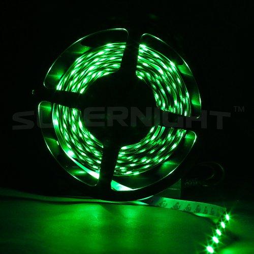 Supernight 10m Continuous Rgb Led Strip Light 5050 Smd