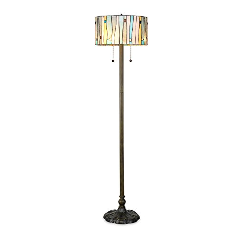 Daylight u23030 01 swan floor lamp bulbs fittings ideas for White mosaic floor lamp