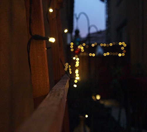 Outside Lights No Earth: Solar Christmas Lights With Long-Lasting LEDs By Earth