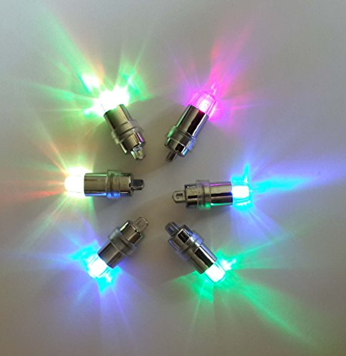 Sumdirect 24 50 100 Pack Multicolor Led Submersible