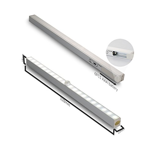 Sunwee Sensor Light, 20-LED Closet Light Under Cabinet