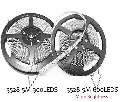 Smd 3528 High Quality Led Strip Lights 12 Volt Outdoor: SuperonlineMall™ LED Strip Lights, 12V DC 16.4ft/5m LED