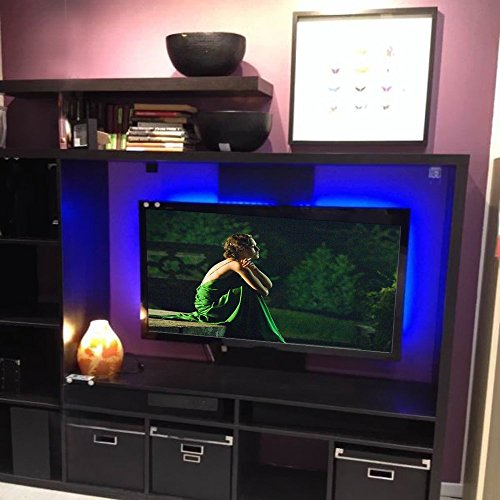 Torchstar Rgb Home Theater Tv Led Backlight Kit 4pcs 3m
