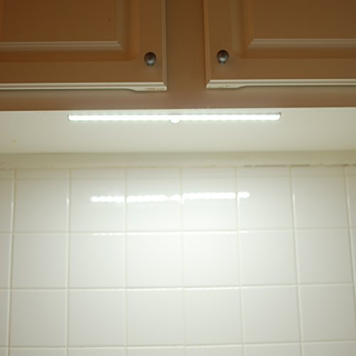 Under cabinet lighting, DIY Stick-on Anywhere Portable 20 ...