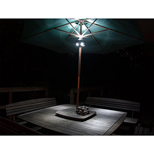 Patio Lights Wireless: Xcellent Global Patio Umbrella Light