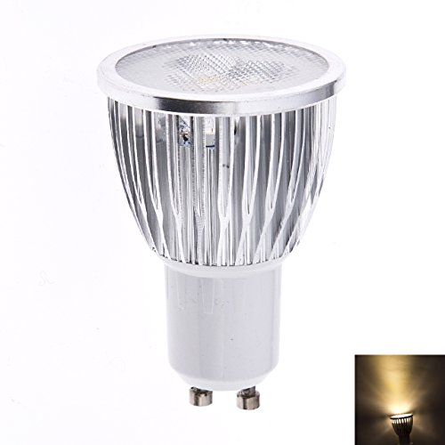iWG Pack of 4 6W GU10 LED Bulbs,60W Halogen Bulbs ...